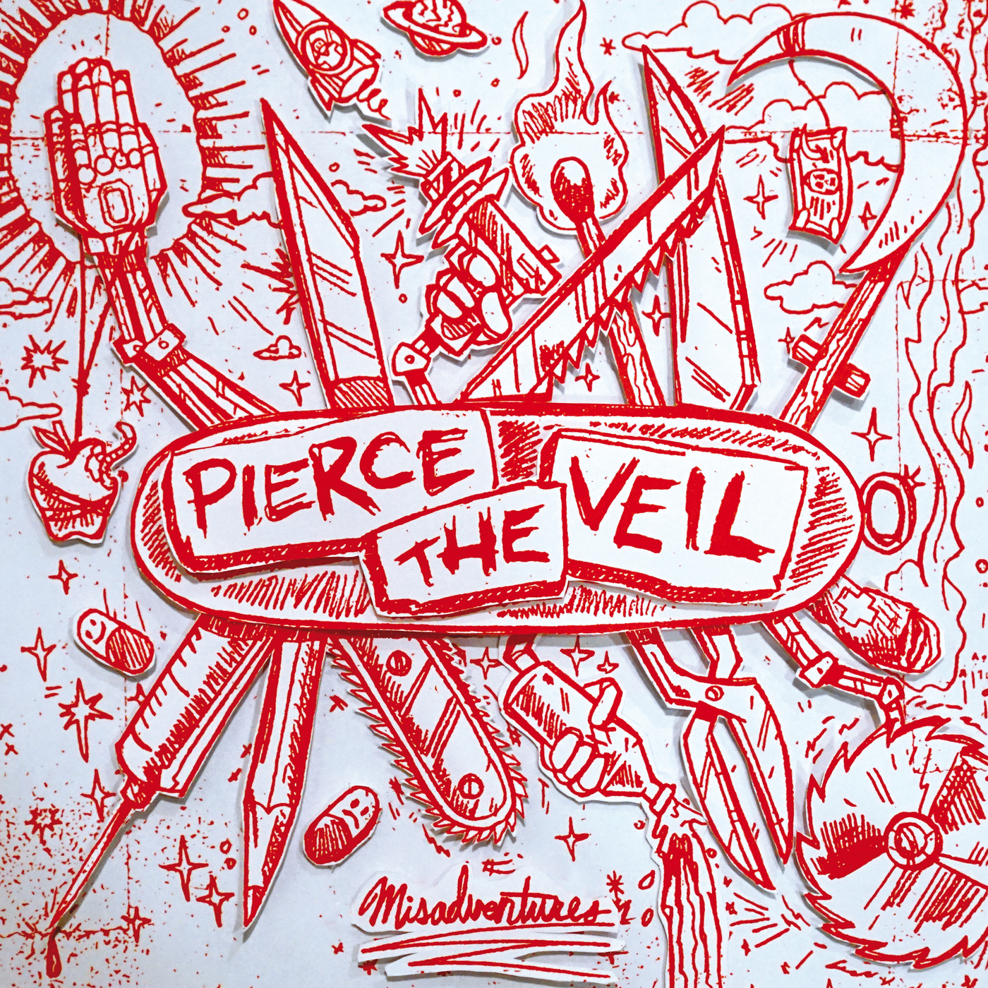 Pierce the Veil - Misadventures (2016)