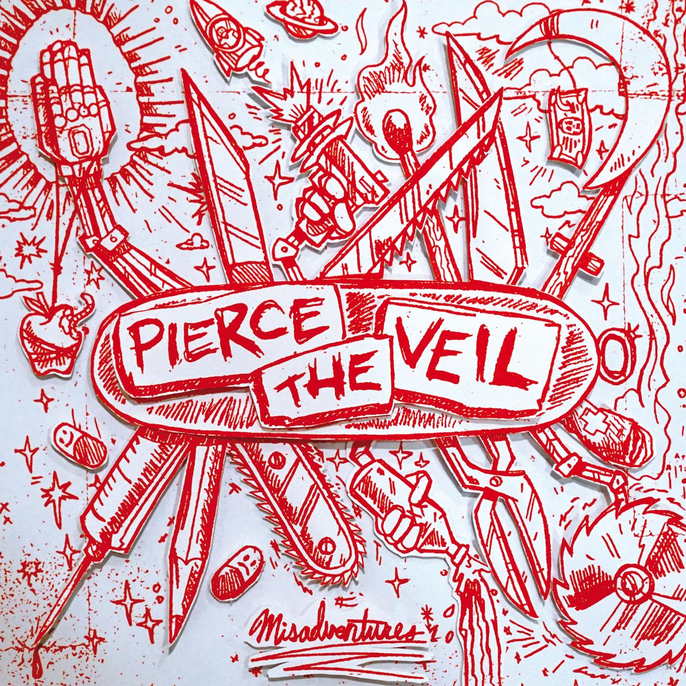 Pierce the Veil - Misadventures (2016)