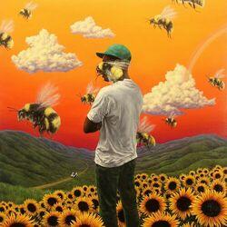 Pochette de l'album Flower Boy