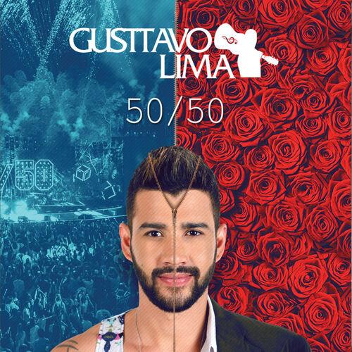CD 50/50 – Ao Vivo (Deluxe) – Gusttavo Lima (2016)