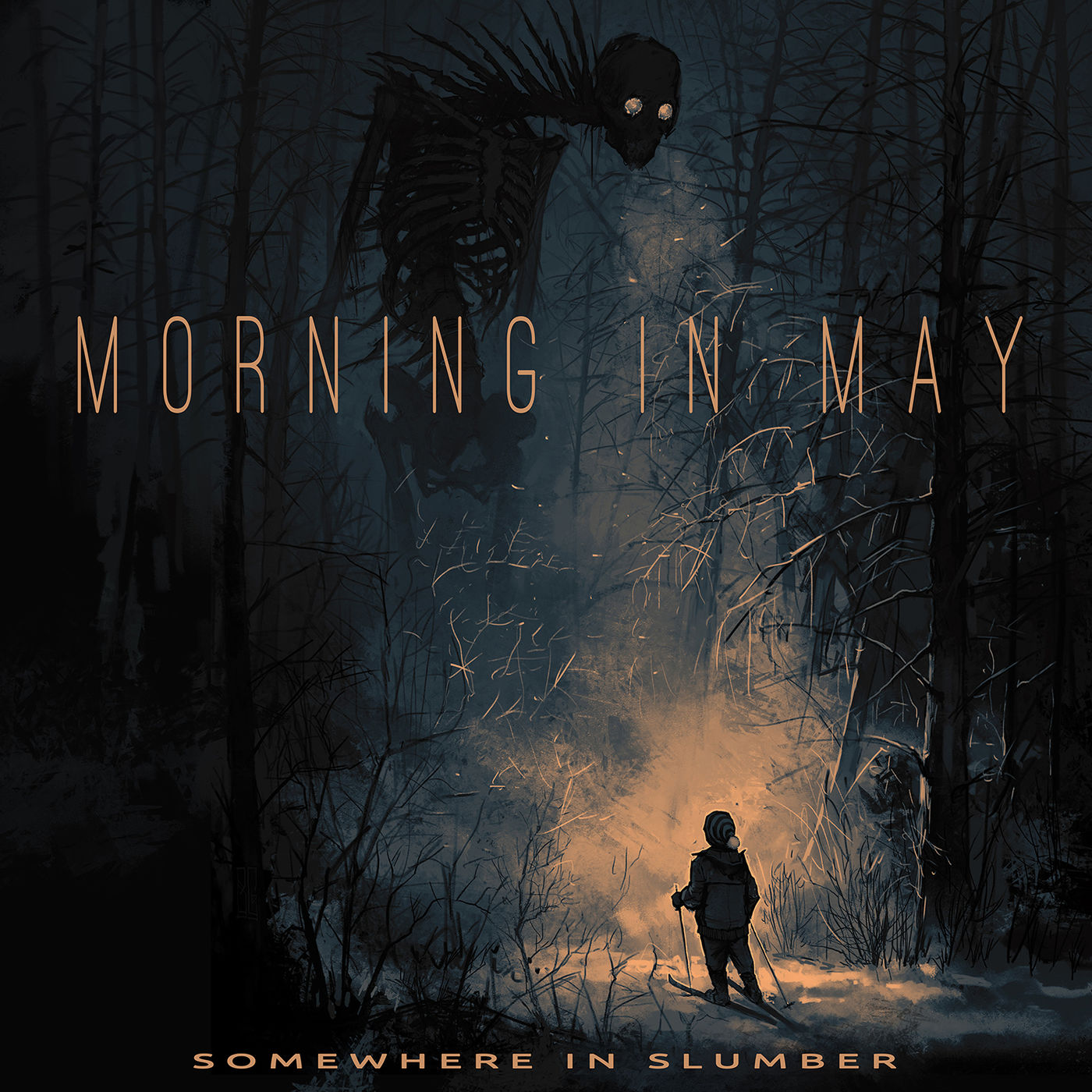 Morning In May - Somewhere In Slumber [EP] (2020)