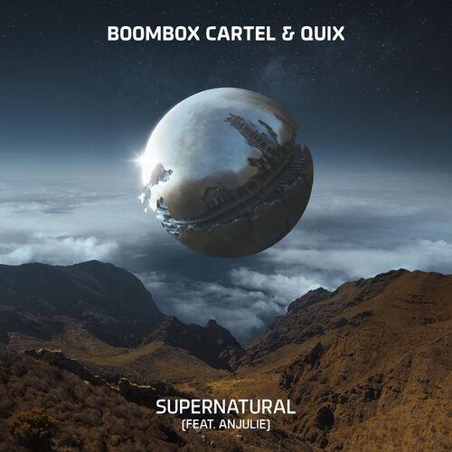 Baixar Single Supernatural (feat. Anjulie) – Boombox Cartel, Anjulie (2016) Grátis