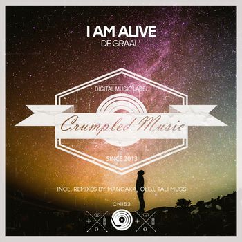 I Am Alive cover