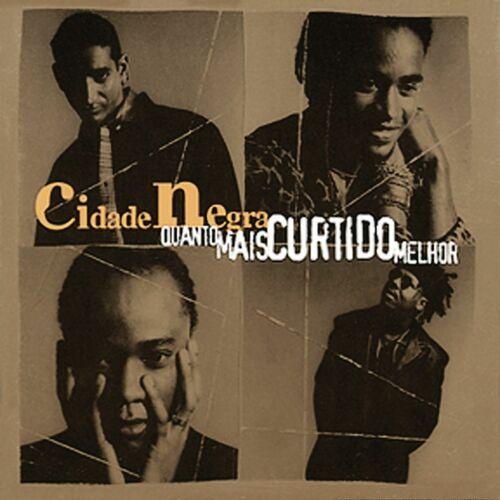 Baixar CD Quanto Mais Curtido Melhor – Cidade Negra (1998) Grátis
