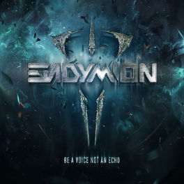 Album cover of Be A Voice, Not an Echo