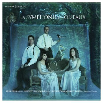 From the Bohemian Forest, Op. 68: V. Silent Woods cover