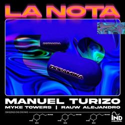 Download Manuel Turizo, Rauw Alejandro, Myke Towers - La Nota 2020