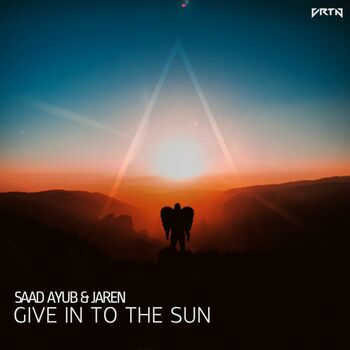 Give In To The Sun cover