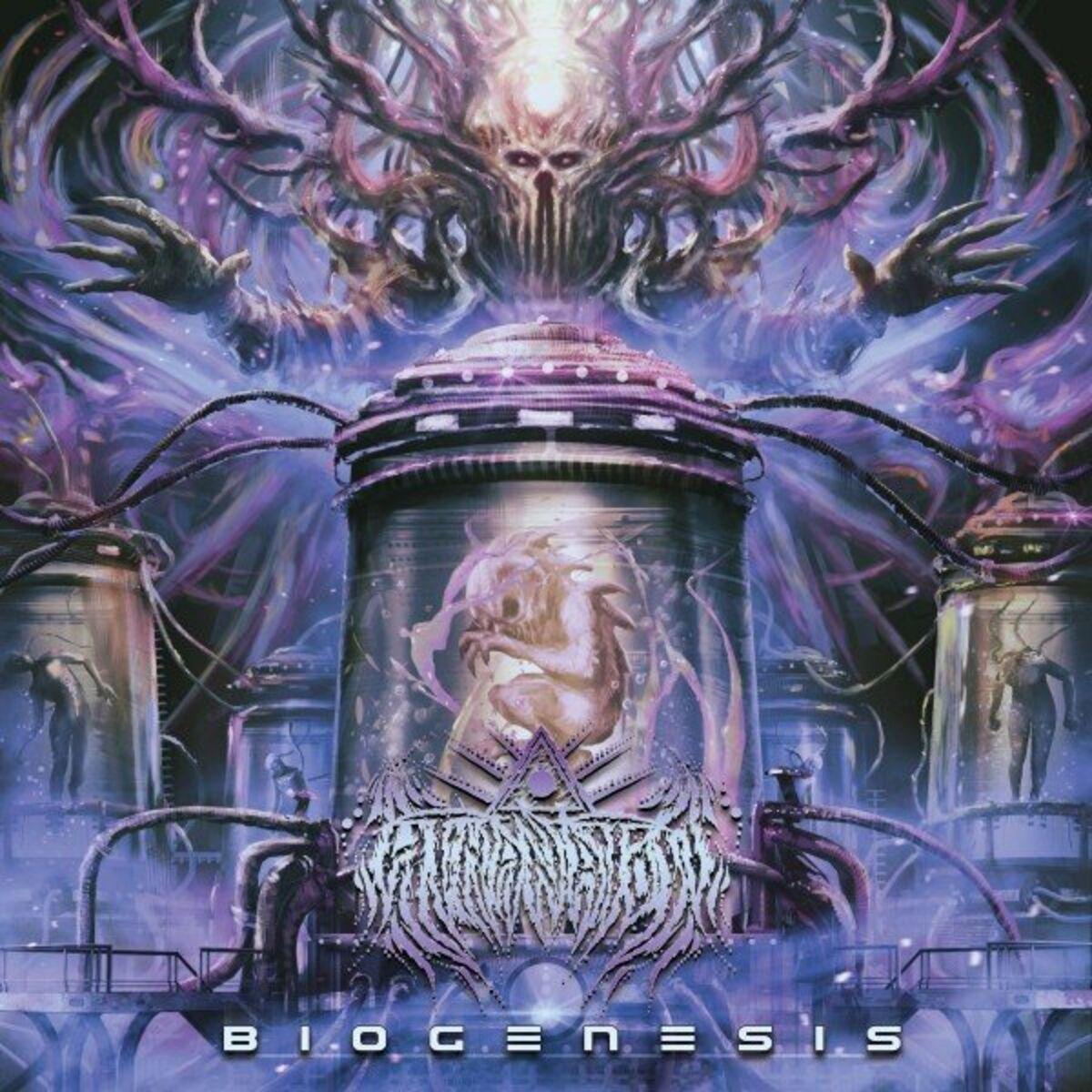 Athanatos - Biogenesis (2021)