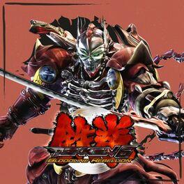 Album cover of Tekken 6: Bloodline Rebellion