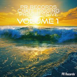 Album cover of PR Records Crate Digging Progressive, Vol. 1