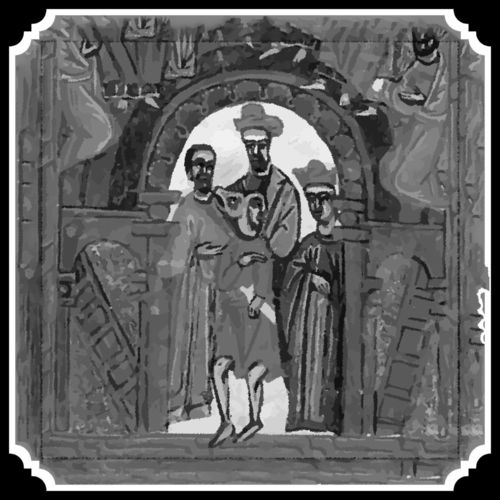 The Icon Of Pentecost / The Monster On The Door [Neochron Orchestral Remix] Image