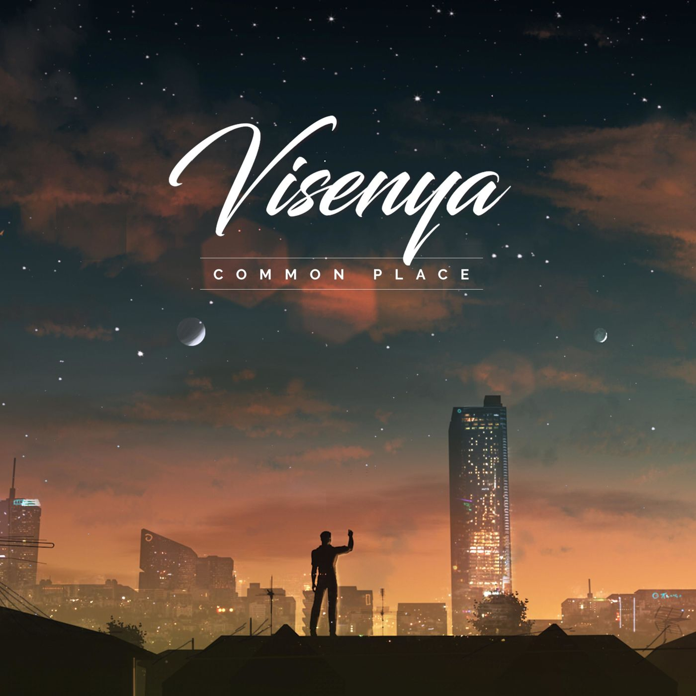 Visenya - Common Place [EP] (2019)