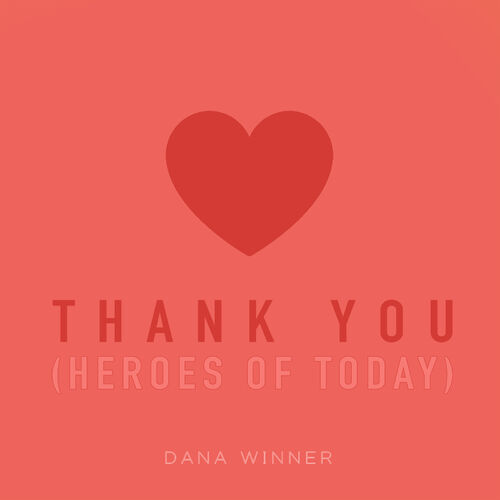 Thank You (Heroes of Today) Image
