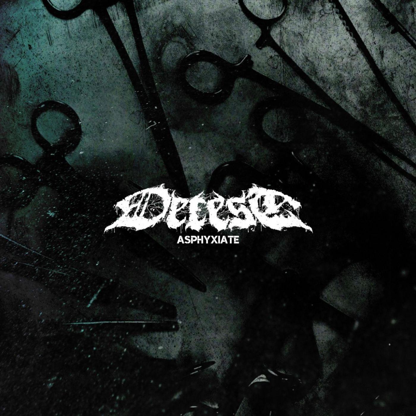 Detest - Asphyxiate [single] (2020)