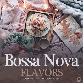 Album cover of Bossa Nova Flavors
