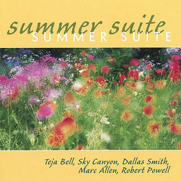 Teja Bell, Sky Canyon, Dallas Smith, with Marc Allen and Robert - Summer Suite