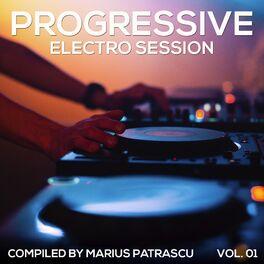 Album cover of Progressive Electro Session, Vol. 01