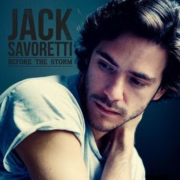 Album cover of Before the Storm