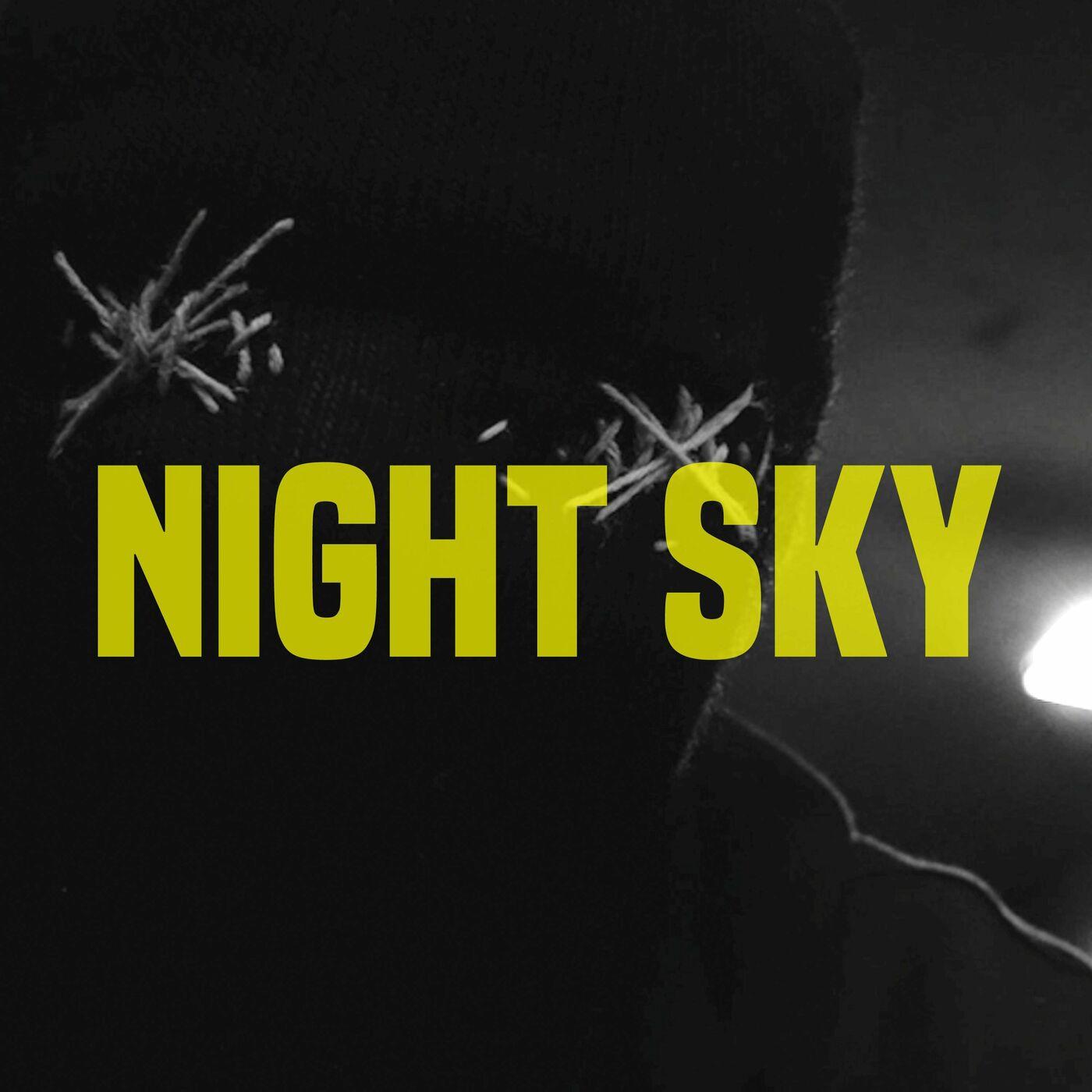 Ice Sealed Eyes - Night Sky [single] (2021)