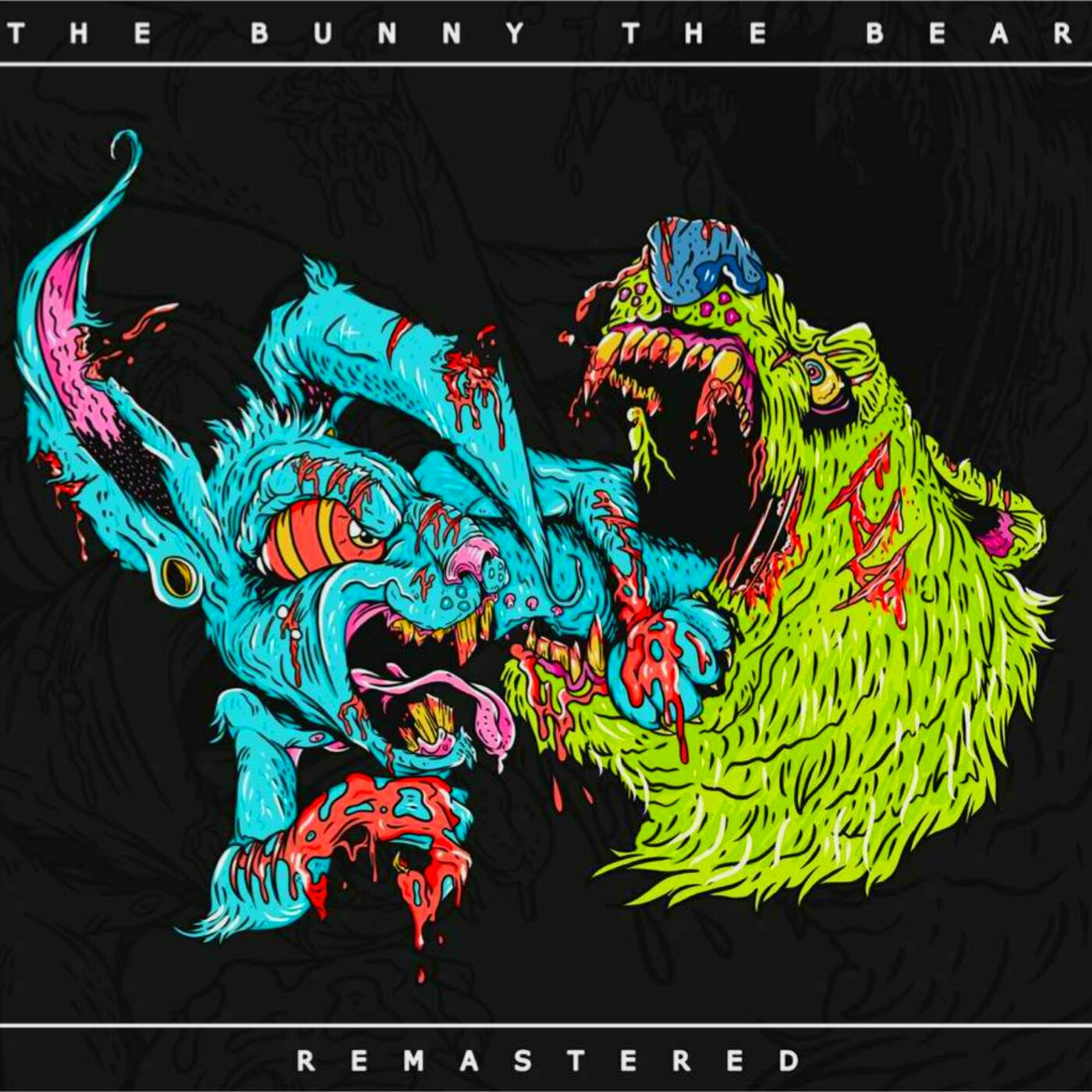 The Bunny The Bear - The Bunny the Bear (Remastered) (2020)