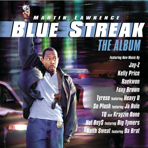 Baixar CD Blue Streak – The Album – Blue Streak (Motion Picture Soundtrack) (1999) Grátis