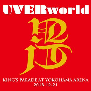 Odd Future (KING'S PARADE at Yokohama Arena 2018.12.21) cover