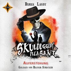 Skulduggery Pleasant - Folge 10: Auferstehung