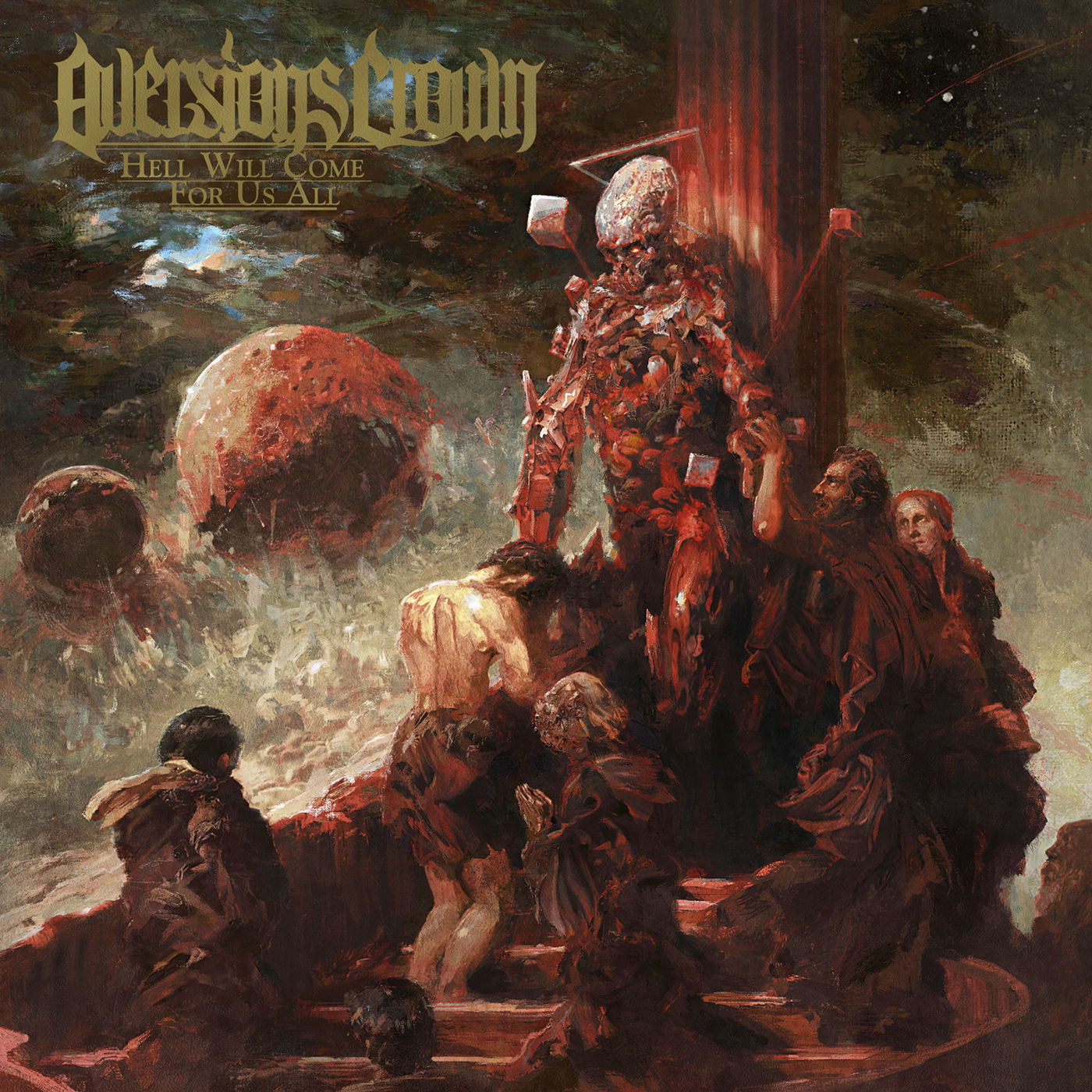 Aversions Crown - The Soil [single] (2020)