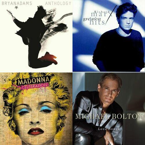 Playlist 50's, 60's, 70's, 80's, 90's - À écouter sur Deezer