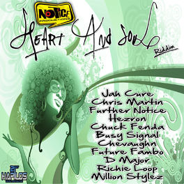 Notice Productions - Heart and Soul Riddim Instrumental - Listen on