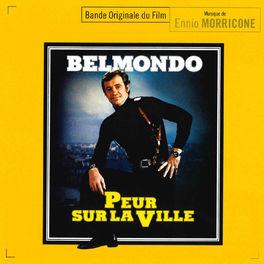Album cover of Peur sur la ville (Il poliziotto della brigata criminale) (Official motion picture soundtrack)