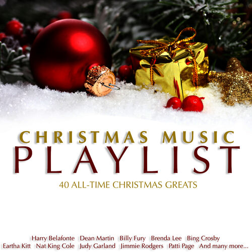 Christmas Music Playlist.Various Artists Christmas Music Playlist Musikstreaming