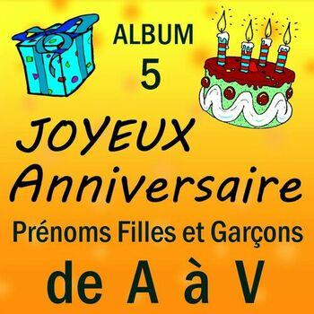 Joyeux Anniversaire Joyeux Anniversaire Chantal Listen With Lyrics Deezer