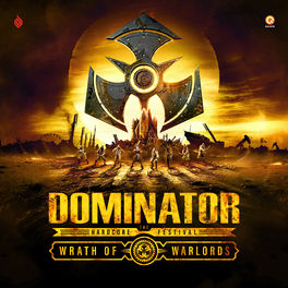 Album cover of Dominator - Wrath Of Warlords