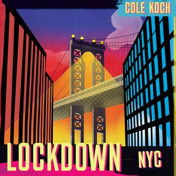 Lockdown NYC cover