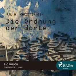Album cover of Die Ordnung der Worte (Ungekürzt)