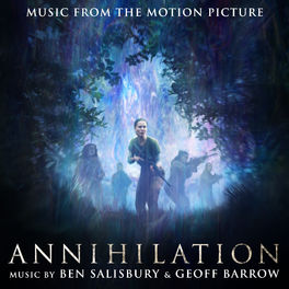 Album cover of Annihilation (Music from the Motion Picture)