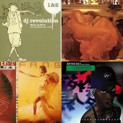 Malcolm Mclaren playlist - Listen now on Deezer | Music