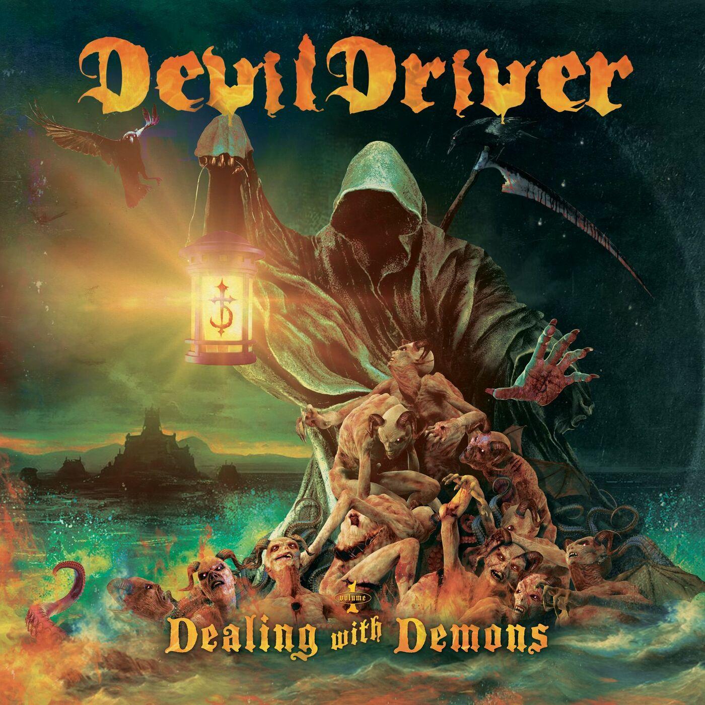 DevilDriver - Iona [single] (2020)