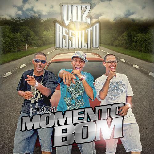 Baixar CD Momento Bom – Voz d' Assalto (2011) Grátis