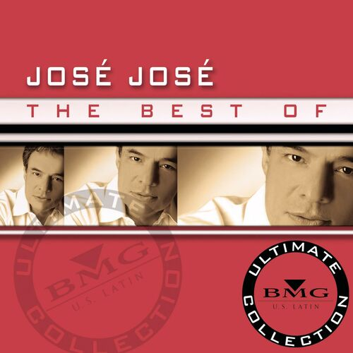 Cd JosèJosè-The Best Of - Ultimate Collection 500x500-000000-80-0-0