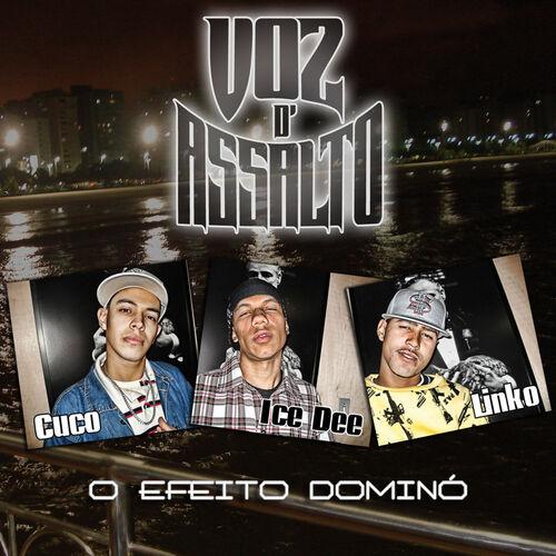 Baixar CD O Efeito Domino – Voz d' Assalto (2009) Grátis