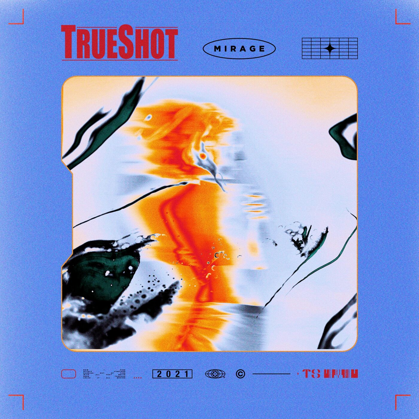 TrueShot - Mirage [single] (2021)