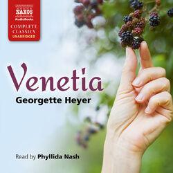Venetia (Unabridged) Audiobook