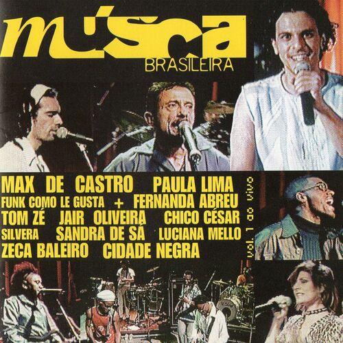 Baixar CD Música Brasileira, Vol. 1 (Ao Vivo) – Various Artists (2003) Grátis