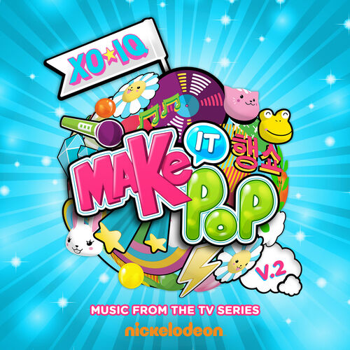 CD Make It Pop, Vol. 2 – XO-IQ (2015)