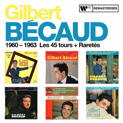 1960 - 1963 : Les 45 tours + Raretés