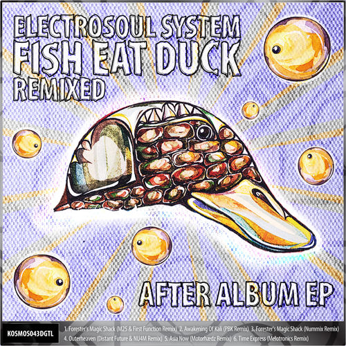 Electrosoul System - Fish Eat Duck Remixed After Album EP 2016