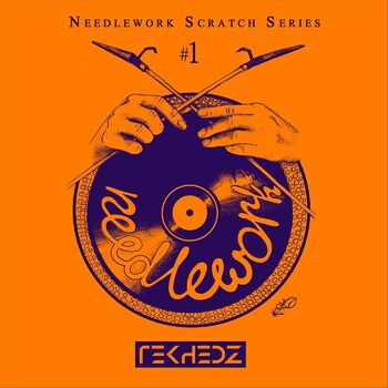 Needlework #1: Scratch Series cover